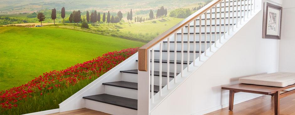 Amenajarea holului - amenajari interioare casa scarii