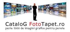 Comanda fototapet personalizat