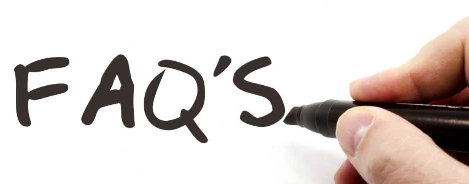 Cele mai frecvente intrebari si raspunsurile acestora