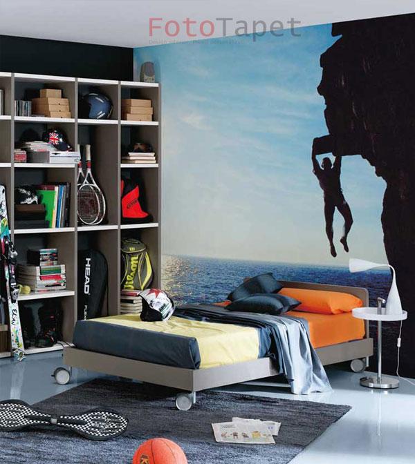 Trece in revista cateva idei de design pentru camere de tineret